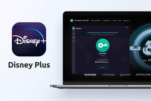 Disney Plus VPN