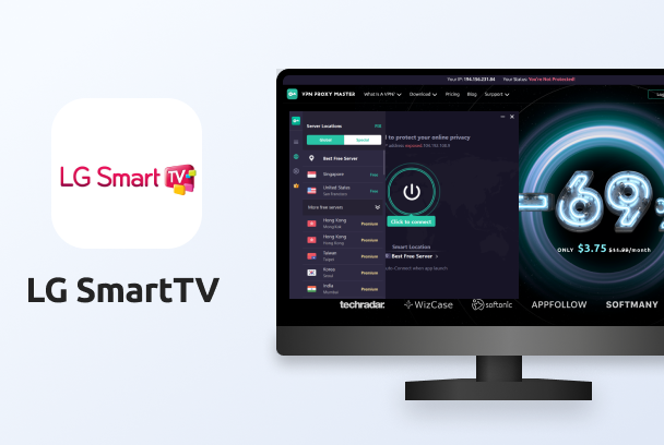 LG SmartTV